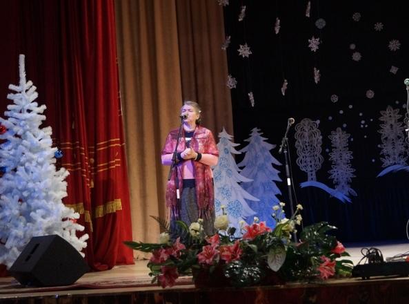 Рождественский концерт в РДК  07.01.2016  Фоторепортаж -  Бодров Евгений Николаевич